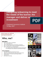 Elearning and Return on Investment 22436