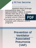 Nosocomial Pneumonia Dr Suruchi