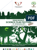 Science Film Festival Indonesia 2011 - Venue Booklet