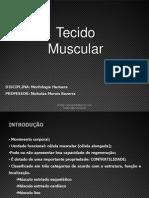 8 Tecido Muscular
