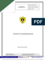 ANEXO L-6 Instructivo Almacenamiento