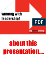 Winning With Leadership