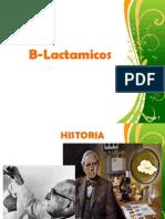 B-Lactamicos