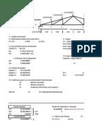 Analisis estructural ( techumbre)