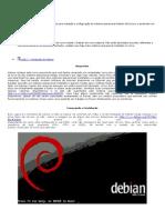 Instalação Do Debian