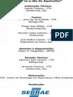Cartilha policultivo camaraõ x tilapia