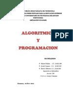 proyecto algortmca I