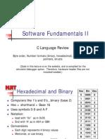 Software Fundamentals II Lecture