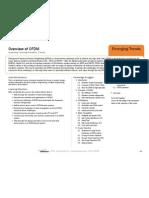 Award eL Overview of OFDM