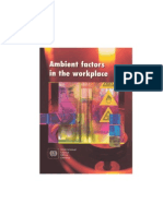 ILO - Ambient Factors in the Workplace - 2001