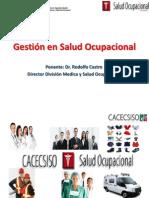 00 Seminario de Salud Ocupacional Cacecsiso Dr Castro