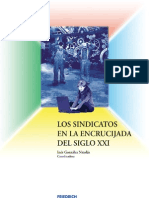 Libro Sindicatos Encrucijada