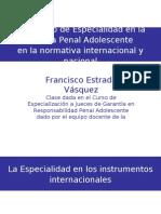 Clase El Principio de Especial Id Ad Francisco Estrada 16031