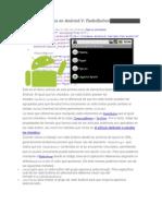 Widgets básicos en Android V