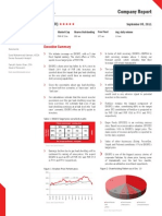 Company Report - EnGRO - 5th Sept 2011