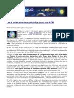 Les 4 Voies de Communication Avec Son ADN - Laurent Dureau - 5D6D