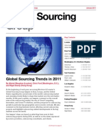 110118 Global Sourcing Trends