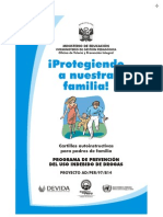 Protegiendo nuestra familia