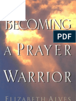 Becoming a Prayer Warrior - Alves_noPW