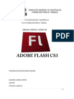 Manual Curso Flash CS3