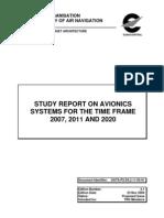 Study Report on Avionics Systems