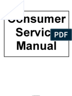 Consumer Services Manual