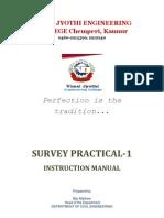 Vimal Jyothi Engineering College Survey Lab