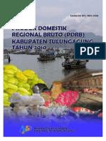 PDRB Kabupaten Tulungagung Tahun 2010
