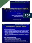 Anti-Corruption Measures in Brazil