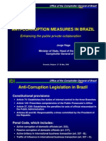 Anti-Corruption Measures in Brazil