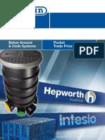 Hepworth BG Plastics TPL 040711