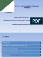 SERVIÇO NACIONAL DE APRENDIZAGEM COMERCIAL