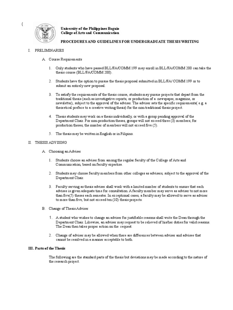 bachelor thesis annotation Terms for bachelor's thesis submission the bachelor thesis has to be submitted to office rb 358 the registration of the bachelor's thesis in insis is done by the supervisor in cooperation with the.