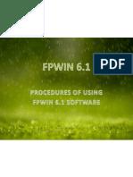 FPWIN 6.1
