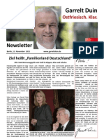 20111111 Newsletter November I