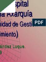 2009 presentación del Proyecto Técnico GDBA en la defensa para optar al puesto de Bibliotecaria-Documentalista