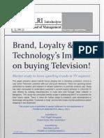 Marketing Project PGCBM 17 106458 v1