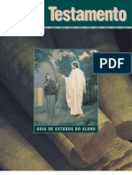 Novo Testamento - Guia de Estudo Do Aluno