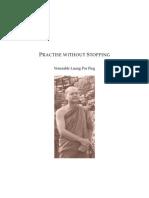 Aj Piak - Practise Without Stopping
