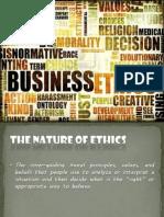 Business Ethics!!!!