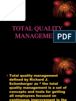Total Quality Management 1