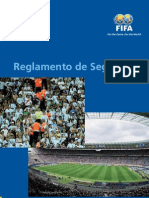 Fifa Safety Regulations Es