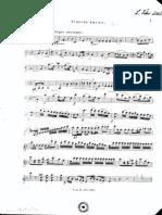 Op 70 [Violino] Troisieme Grand Concerto