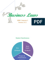 Business Law - MMS - Consolidated - 1 Thru 6