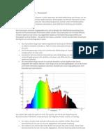 Wie funktioniert eigentlich ... Fluoreszenz?