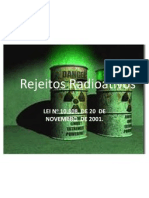 Rejeitos Radioativos