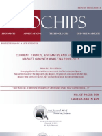 Biochips - Products, Applications, Technologies and End-use Markets Growth Analysis, 2009-2015