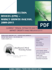 Global Embolic Protection Devices (EPD) - Market Growth Analysis, 2009-2015