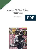 Black Butler-Chapter 31-That Butler, Observing