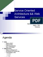 SOA Web Services Presentation